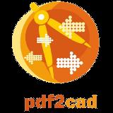 pdf2cad logo