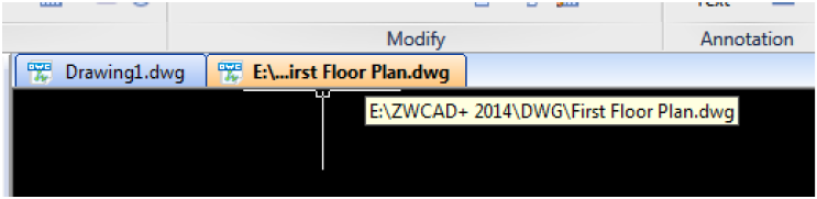 Release Notes ZWCAD 2014 SP1 04