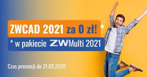 Aktualizacja do ZWCAD 2021